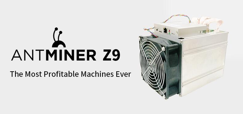Изображение - Как работает асик майнер z9-antminer