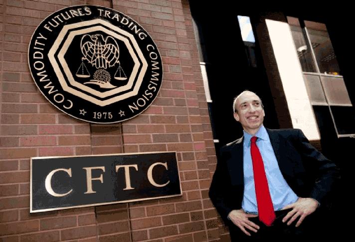 CFTC Гэри Генслер