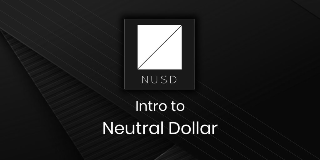 Neutral Dollar (NUSD)