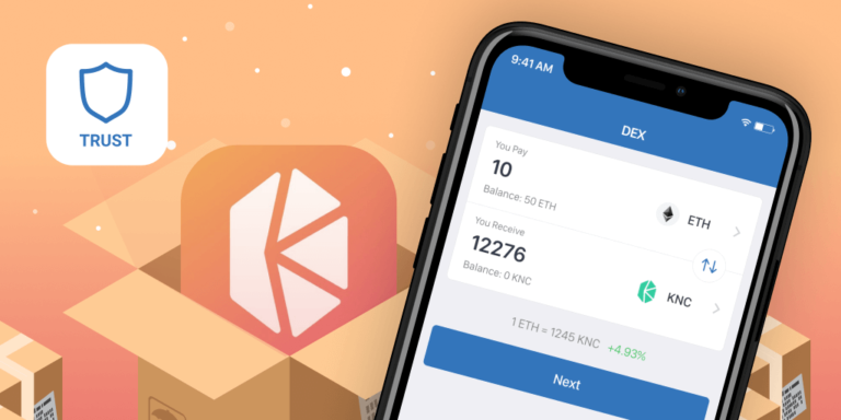 trust wallet launches multi dex support 1 768x384