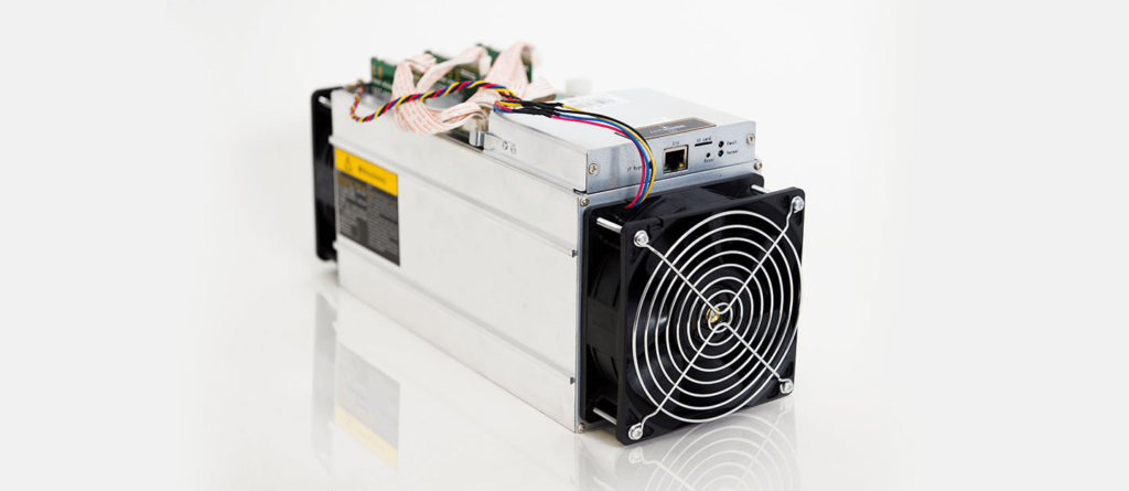 Bitmain Antminer S9 (12.5Th)