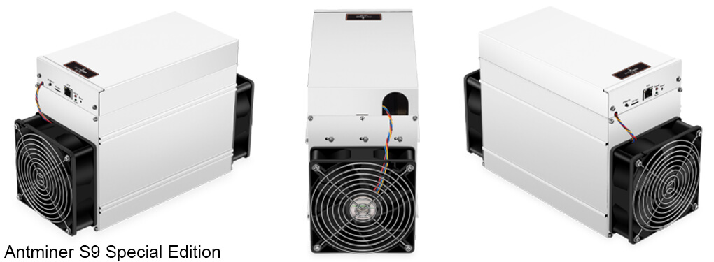 Antminer S9 SE (16Th)