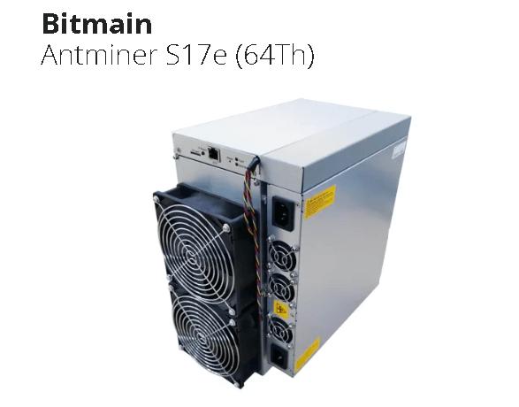 Bitmain Antminer S17e (64Th)