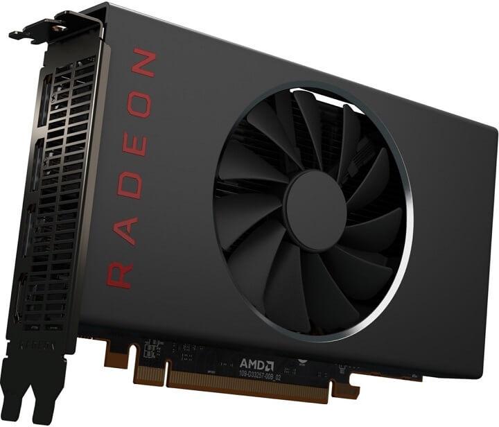 Radeon RX 5500