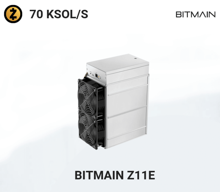 Bitmain Antminer Z11E