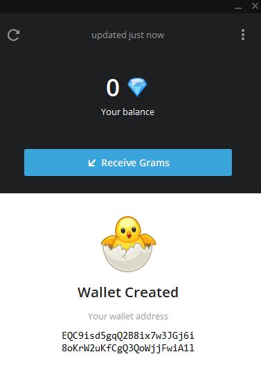 Gram Wallet