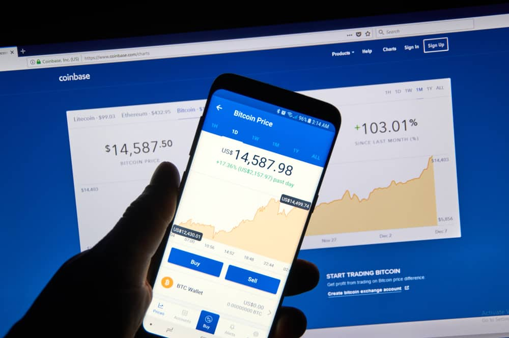 coinbase android